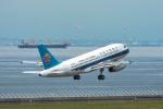 パンダさんが、中部国際空港で撮影した中国南方航空 A319-132の航空フォト(飛行機 写真・画像)