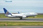 パンダさんが、中部国際空港で撮影したユナイテッド航空 737-724の航空フォト(飛行機 写真・画像)