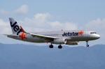 yuu747さんが、関西国際空港で撮影したジェットスター・ジャパン A320-232の航空フォト(写真)