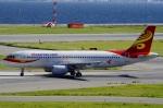yuu747さんが、関西国際空港で撮影した香港エクスプレス A320-214の航空フォト(写真)