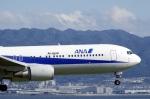 yuu747さんが、関西国際空港で撮影したエアージャパン 767-381/ERの航空フォト(写真)