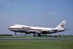 Gambardierさんが、伊丹空港で撮影した日本航空 747-246F/SCDの航空フォト(飛行機 写真・画像)