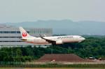 Dojalanaさんが、新千歳空港で撮影したJALエクスプレス 737-846の航空フォト(写真)