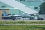パンダさんが、小松空港で撮影した航空自衛隊 F-15J Eagleの航空フォト(飛行機 写真・画像)