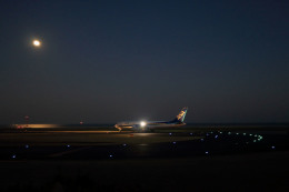 frontoneさんが、山口宇部空港で撮影した全日空 767-381/ERの航空フォト(飛行機 写真・画像)