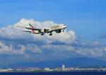 ふじいあきらさんが、関西国際空港で撮影したエミレーツ航空 777-31H/ERの航空フォト(写真)