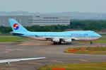 Dojalanaさんが、新千歳空港で撮影した大韓航空 747-4B5の航空フォト(写真)