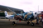 rjnsphotoclub-No.07さんが、横田基地で撮影したヨコタ・アエロ・クラブ 172M Skyhawkの航空フォト(飛行機 写真・画像)