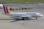 Tomo-Papaさんが、ウィーン国際空港で撮影したジャーマンウィングス A319-112の航空フォト(写真)