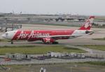 Roundflatさんが、関西国際空港で撮影したエアアジア・エックス A330-343Xの航空フォト(写真)