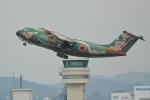 パンダさんが、名古屋飛行場で撮影した航空自衛隊 C-1の航空フォト(写真)