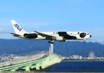 ふじいあきらさんが、関西国際空港で撮影した全日空 767-381/ERの航空フォト(写真)