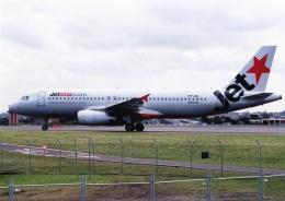 amagoさんが、シドニー国際空港で撮影したジェットスター A320-232の航空フォト(飛行機 写真・画像)