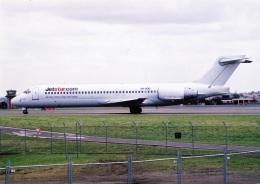 amagoさんが、シドニー国際空港で撮影したジェットスター 717-231の航空フォト(飛行機 写真・画像)