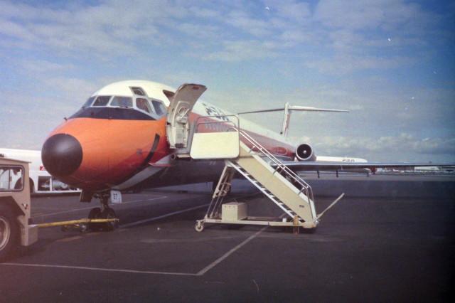 Jinemonさんが、ノース・ラスベガス空港で撮影したピーエスエー・エアラインズの航空フォト(飛行機 写真・画像)