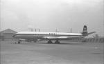 Willow_Pathfinderさんが、羽田空港で撮影したブリティッシュ・オーバーシーズ・エアウェイズ (BOAC) DH.106 Comet 4の航空フォト(写真)
