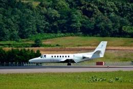 Dojalanaさんが、函館空港で撮影した中日本航空 560 Citation Vの航空フォト(飛行機 写真・画像)
