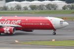 ANA744Foreverさんが、成田国際空港で撮影したタイ・エアアジア・エックス A330-343Xの航空フォト(飛行機 写真・画像)