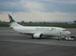 jana787さんが、ソフィア国際空港で撮影したブルガリア航空 737-330の航空フォト(飛行機 写真・画像)