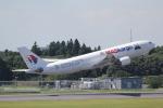 ANA744Foreverさんが、成田国際空港で撮影したマレーシア航空 A330-223Fの航空フォト(写真)