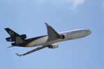 ANA744Foreverさんが、成田国際空港で撮影したUPS航空 MD-11Fの航空フォト(写真)