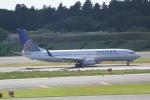 ANA744Foreverさんが、成田国際空港で撮影したユナイテッド航空 737-824の航空フォト(写真)