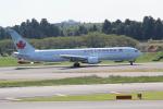 ANA744Foreverさんが、成田国際空港で撮影したエア・カナダ 767-38E/ERの航空フォト(写真)