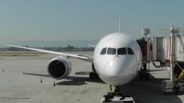 J-birdさんが、ノーマン・Y・ミネタ・サンノゼ国際空港で撮影した全日空 787-8 Dreamlinerの航空フォト(飛行機 写真・画像)