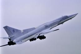 santaさんが、フェアフォード空軍基地で撮影したウクライナ空軍 Tu-22Mの航空フォト(飛行機 写真・画像)