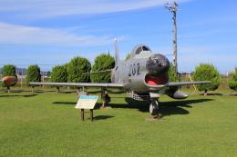 たまさんが、米子空港で撮影した航空自衛隊 F-86D-45の航空フォト(飛行機 写真・画像)