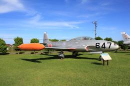 たまさんが、米子空港で撮影した航空自衛隊 T-33Aの航空フォト(飛行機 写真・画像)