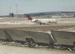 uhfxさんが、デトロイト・メトロポリタン・ウェイン・カウンティ空港で撮影したピナクル航空 CL-600-2B19 Regional Jet CRJ-440の航空フォト(飛行機 写真・画像)