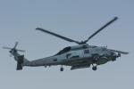 パンダさんが、厚木飛行場で撮影したアメリカ海軍 MH-60R Seahawk (S-70B)の航空フォト(写真)