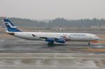 SKYLINEさんが、成田国際空港で撮影したフィンエアー A340-311の航空フォト(飛行機 写真・画像)
