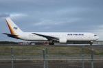 SKYLINEさんが、成田国際空港で撮影したエア・パシフィック 767-3X2/ERの航空フォト(飛行機 写真・画像)