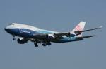 SKYLINEさんが、成田国際空港で撮影したチャイナエアライン 747-409の航空フォト(写真)