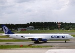 成田国際空港 - Narita International Airport [NRT/RJAA]で撮影されたサベナ・ベルギー航空 - Sabena [SN/SAB]の航空機写真