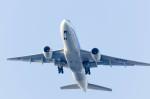 NCT310さんが、東京ヘリポートで撮影した全日空 777-281の航空フォト(写真)