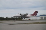 ilv583さんが、イエローナイフ空港で撮影したエア・ティンディの航空フォト(写真)