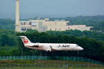 Dojalanaさんが、新千歳空港で撮影したジェイ・エア CL-600-2B19 Regional Jet CRJ-200ERの航空フォト(飛行機 写真・画像)