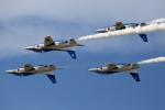 take_2014さんが、小松空港で撮影した航空自衛隊 T-4の航空フォト(飛行機 写真・画像)