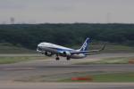 タッチさんが、新千歳空港で撮影した全日空 737-881の航空フォト(写真)