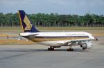 apphgさんが、シンガポール・チャンギ国際空港で撮影したシンガポール航空 A310-324の航空フォト(写真)
