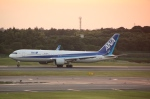 shimayanJPさんが、成田国際空港で撮影した全日空 767-381/ERの航空フォト(写真)
