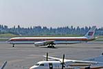 Gambardierさんが、シアトル タコマ国際空港で撮影したユナイテッド航空 DC-8-71の航空フォト(写真)