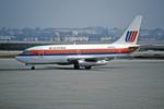 Gambardierさんが、ジェネラル・ミッチェル国際空港で撮影したユナイテッド航空 737-291/Advの航空フォト(写真)