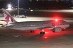 keisukeさんが、羽田空港で撮影したカタール航空 787-8 Dreamlinerの航空フォト(写真)