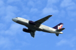 T.Sazenさんが、関西国際空港で撮影したマカオ航空 A319-132の航空フォト(飛行機 写真・画像)