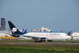 SHOさんが、成田国際空港で撮影したアエロメヒコ航空 767-25D/ERの航空フォト(飛行機 写真・画像)