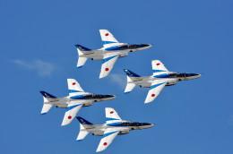 NALUさんが、小松空港で撮影した航空自衛隊 T-4の航空フォト(飛行機 写真・画像)